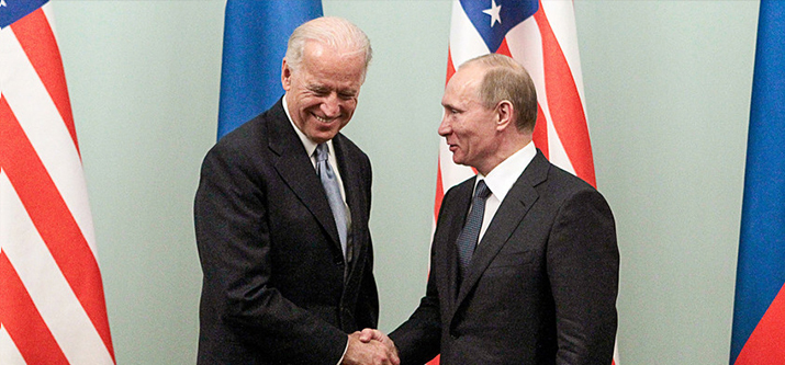 Joe Biden's long history with Moscow
